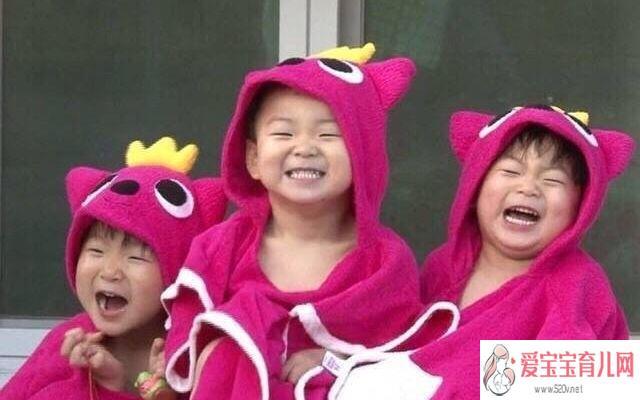 宋家三胞胎家教满分 花样教育观很重要