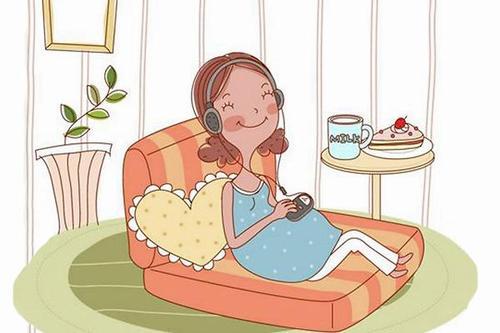 胎教塑造良好性格与习惯:孕晚期音乐