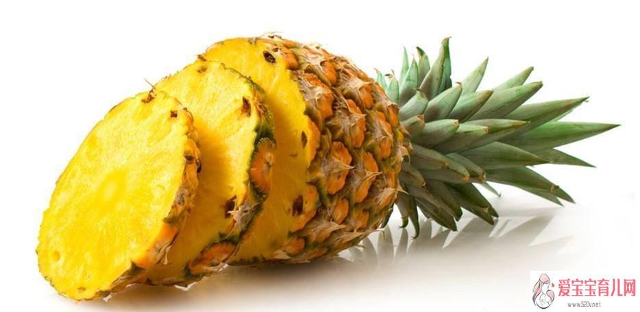 菠萝不用盐水泡能吃吗