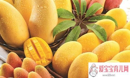 芒果的功效与作用 食用芒果时有哪些禁忌