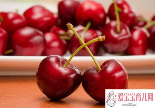 樱桃的营养价值与食用功效