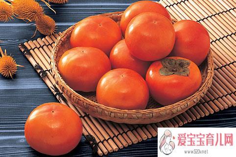 吃柿子的12个禁忌