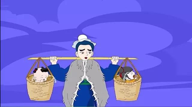 儿童神话故事《牛郎织女》百听不厌的神话故事
