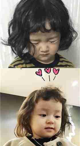 超可爱女宝宝短发发型 赶快给自己女儿